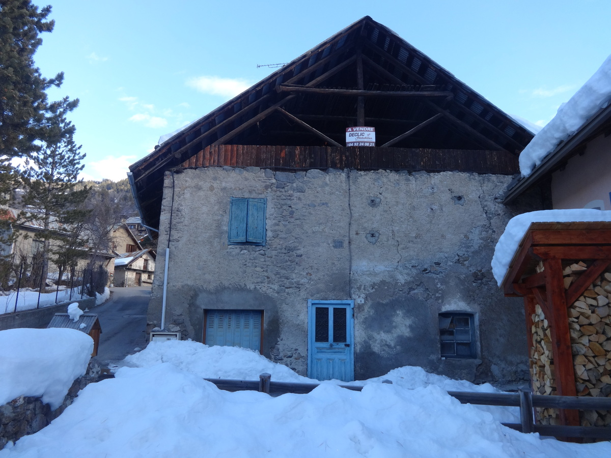 Maison - Saint-Chaffrey