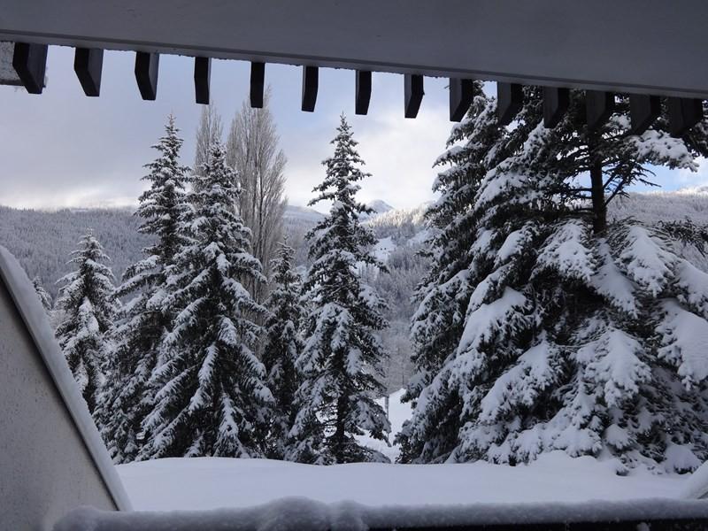 Le bois des Coqs 2  Studio + coin montagne Serre Chevalier chantemerle