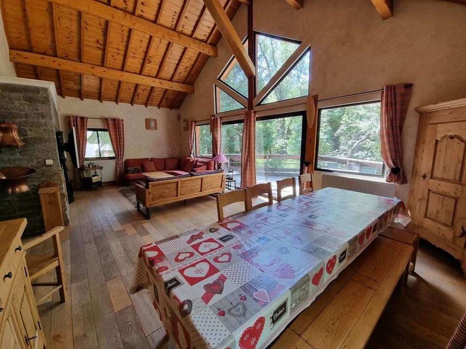 Maison individuelle T6 Serre Chevalier Villeneuve