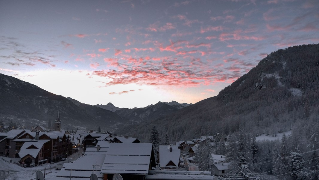 SERRE D'AIGLE Studio + coin montagne Serre Chevalier Chantemerle