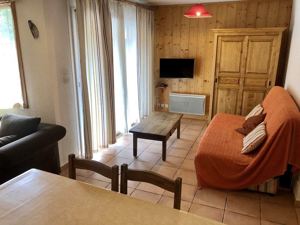 RESIDENCE L'ORPIN 2 Pièces+ C Montagne Serre Chevalier Chantemerle