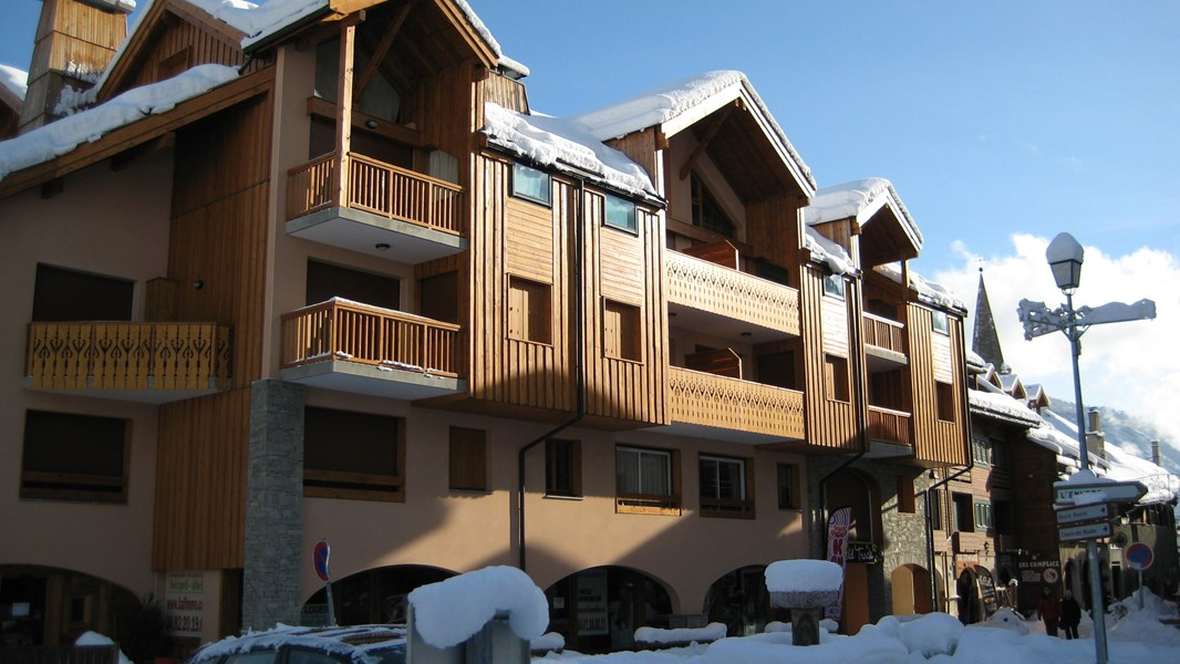 RESIDENCE L'ORPIN 2 pièces + coin montagne Serre Chevalier Chantemerle